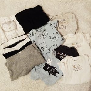 Onesie and pants lot